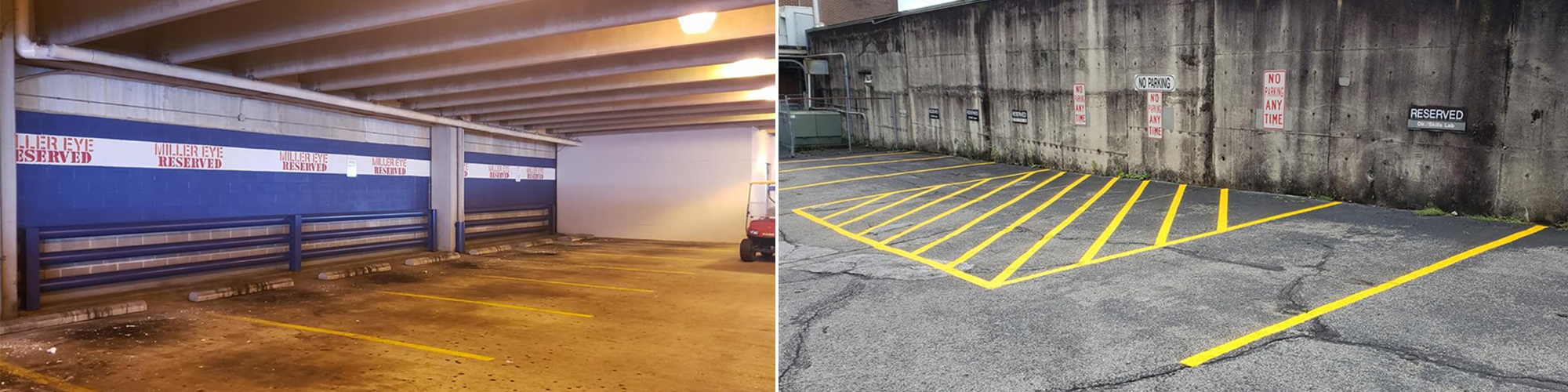 Parking Lot Maintenance in Chattanooga, TN