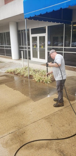 Residential Pressure Washing in Chattanooga, TN